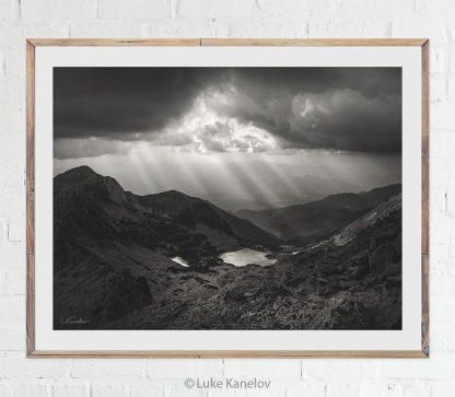 Mountain mood photography