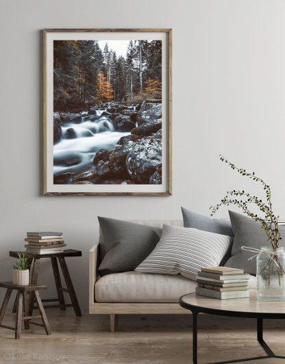 River landscape photography