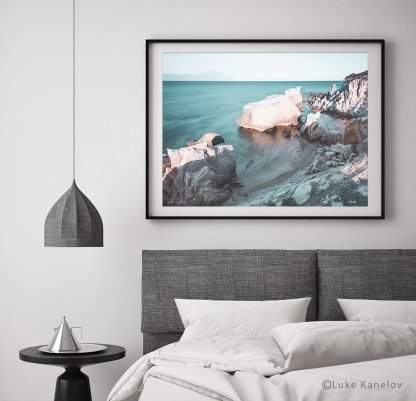 Coastal Rocks Scenery