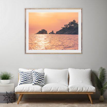 Sea Print