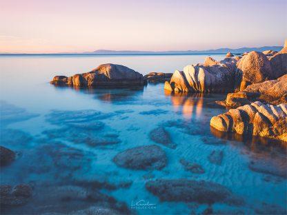 Beach Sunset Seascape