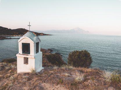 Chapel on a Beach
