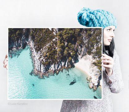 Sunny Beach print