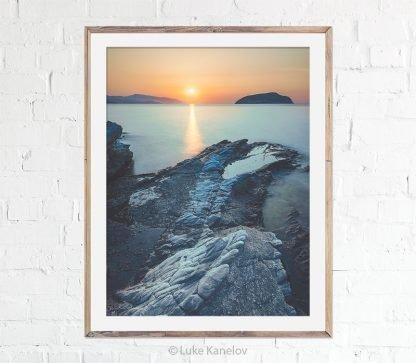 Ocean Sunset Photography