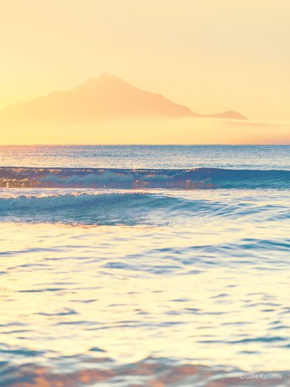 Beach Print Sunrise